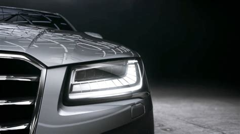 audi matrix headlights audi a8 2015 matrix led headlights youtube