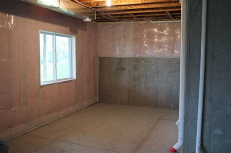 basement project approach and costs