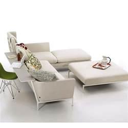 sofa vitra suita sofa dreisitzer polsterung weich r 252 ckenkissen