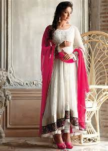 Vogue Wedding Dress Patterns White Churidar Indian Attire Pinterest