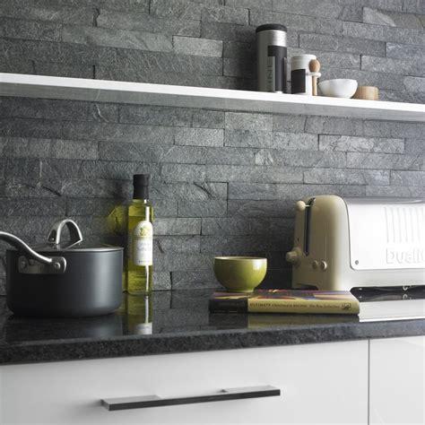 Stone Kitchen Tiles Wall by Best 25 Grey Kitchen Tiles Ideas On Pinterest Metro