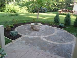 Concrete Paver Patio Designs Circular Paver Patio Circular Patio Pavers Sted Concrete Patios Interior Designs Flauminc