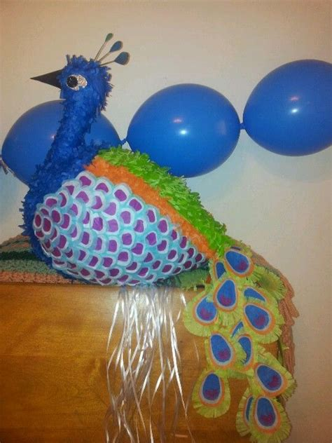 How To Make A Paper Mache Peacock - 17 best ideas about paper mache balloon on