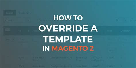 magento 2 override layout xml how to override a template in magento 2 classy llama blog