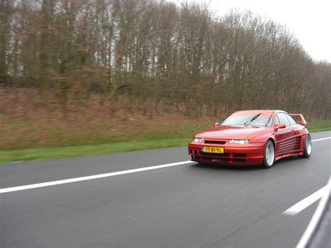 Calibra Tour H 100 opel calibra touring car opel is back in the u201cgreen hell u201d as vauxhall