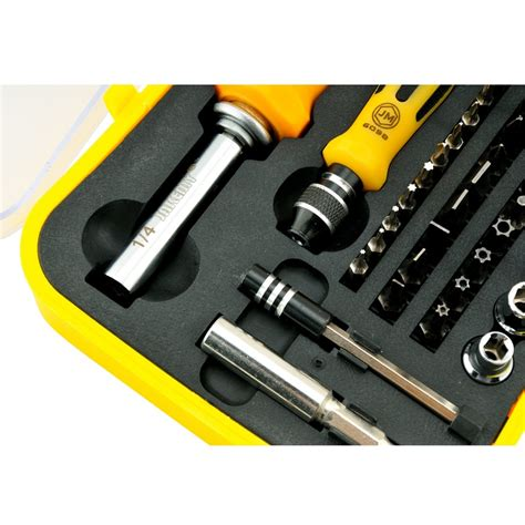 jakemy 66 in 1 profesional screwdriver set jm 6098 jakartanotebook