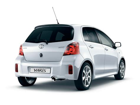Toyota Yaris Weight Toyota Yaris Ts Technical Details History Photos On