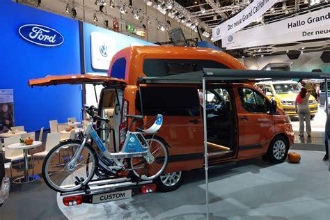 campervan show stars highlights   caravan salon dusseldorf parkers