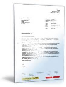 Beschwerdebrief Formulieren Beschwerde Beim Vermieter 252 Ber Ruhest 246 Rung Vorlage Zum