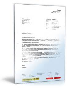 Musterbriefe Beschwerde Beim Vermieter Beschwerde Beim Vermieter 252 Ber Ruhest 246 Rung Vorlage Zum