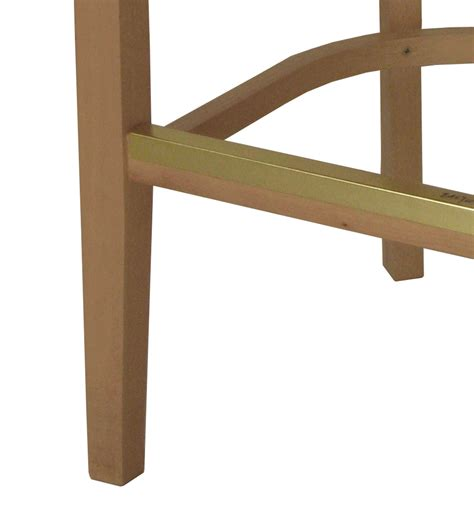 Bar Stool Foot Plate by Gladiator Commercial Wooden Ladderback Restaurant