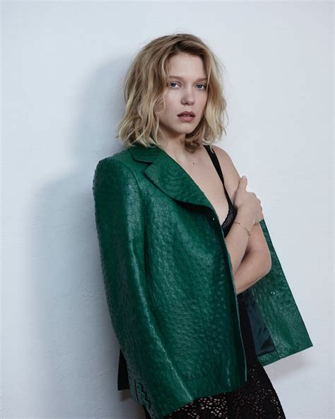Makeup House Of Lea l 233 a seydoux