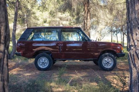 best car repair manuals 1989 land rover range rover electronic throttle control 1989 range rover classic v8 2 door 5 speed for sale photos technical specifications