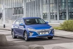 hyundai ioniq electric drive review