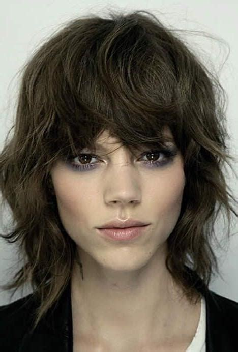 best shag haircuts 2018 popular shaggy layered haircut