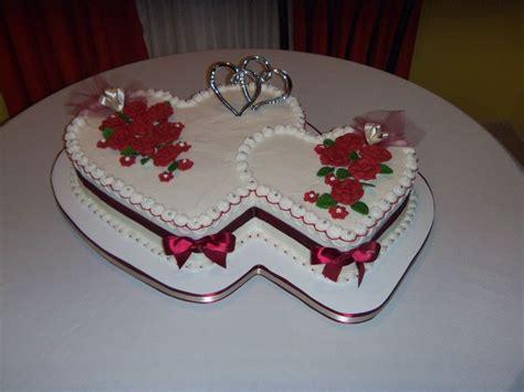 shaped cake heart shaped wedding cakes double heart wedding cake