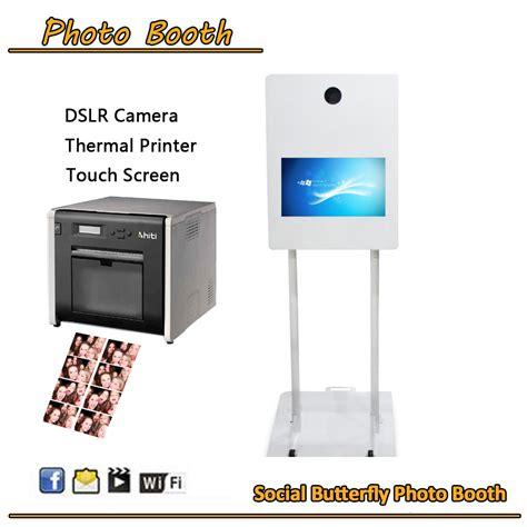 Printer Foto Booth high quality portable digital wedding photo booth