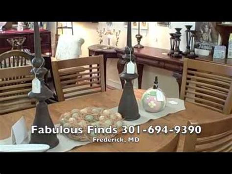 fabulous finds consignment home furnishings frederick md