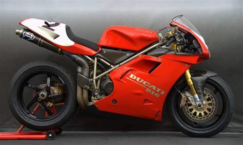 Ducati 888 Aufkleber by Ducati 916 Sbk