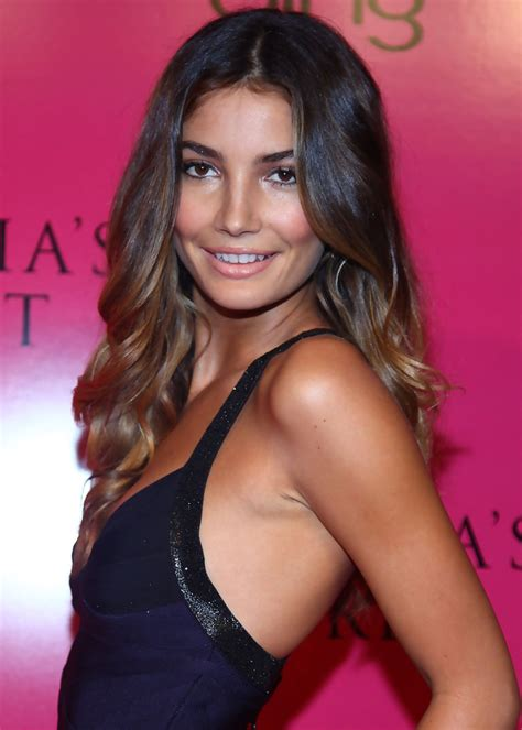 lizly hairstile lily aldridge ombre hair lily aldridge hair looks