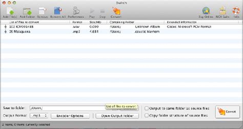 download mp3 converter switch top 5 all to mp3 converter software for mac all2mp3 for
