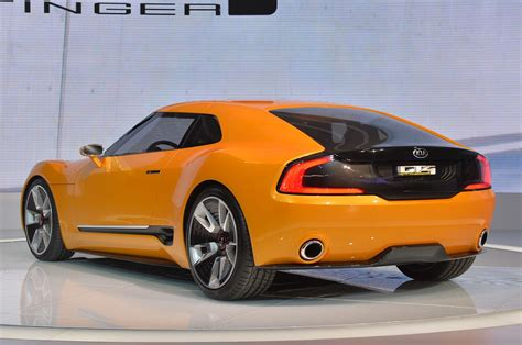 Kia Gt Concept 169 Automotiveblogz Kia Gt4 Stinger Concept Detroit 2014