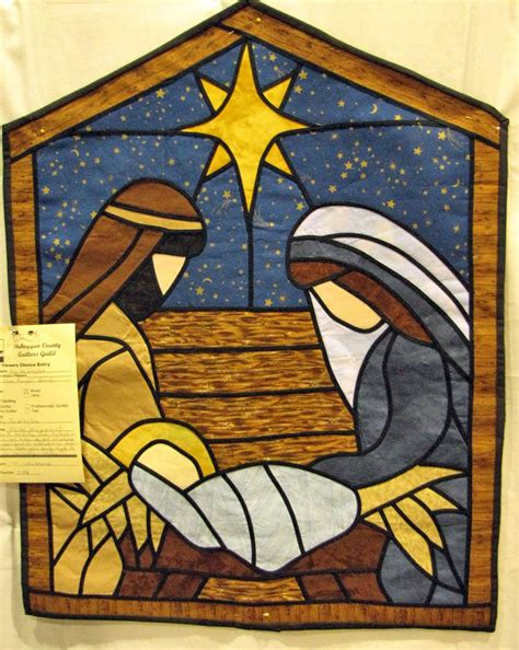 quilt pattern nativity scene fall 2005 quilt show sheboygan wisconsin travel