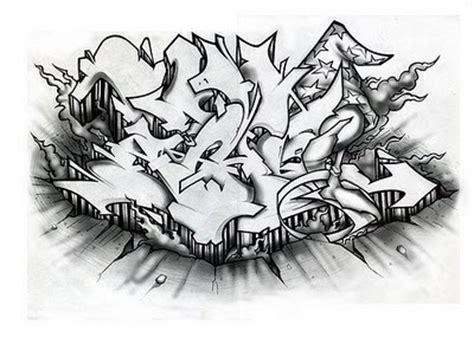 graffiti  sample  sketch graffiti  paper