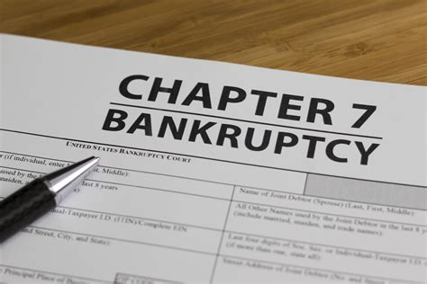 section 7 bankruptcy does a free and clear property really mean free and clear