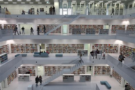 stuttgart city library 5 left field libraries where you should read freaky books