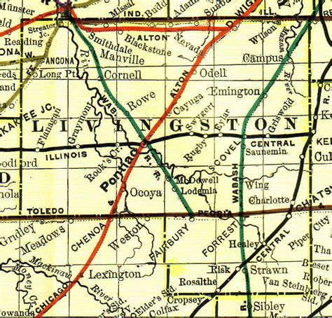 Livingston County Records Livingston County Illinois Facts Genealogy Records Links