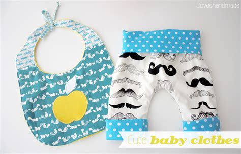 Handmade Baby Things - luloveshandmade handmade baby things