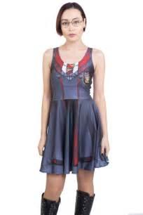 harry potter hogwarts cosplay skater dresses