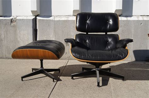 eames lounge chair herman miller lounge chair and ottoman by eames for herman miller model