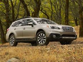 Subaru Outback Incentives 2017 Subaru Outback Deals Prices Incentives Leases