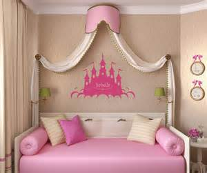princess castle wall sticker children wall decal wall sticker decals princess castle with
