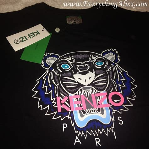 Kenzo T Shirt Size S Brand New review tiger style sweatshirt from aliexpress everything aliexpress