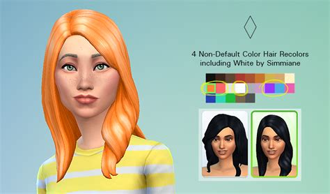 Meme Creator 4download 4download Everywhere Meme - custom non default hair colors now available the sims forums