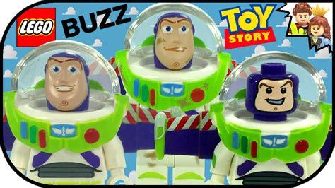 Lego Weagle 2218 Story Buzz Lightyear lego disney story buzz lightyear minifigure comparison collection