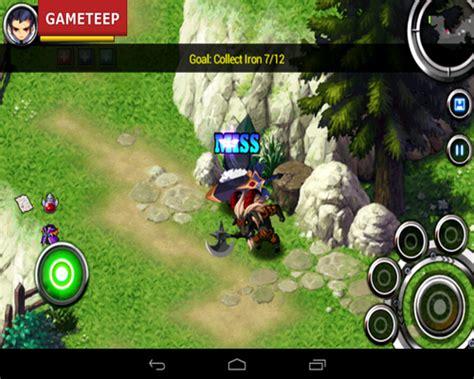 game android zenonia 5 mod zenonia 5 apk mod free download