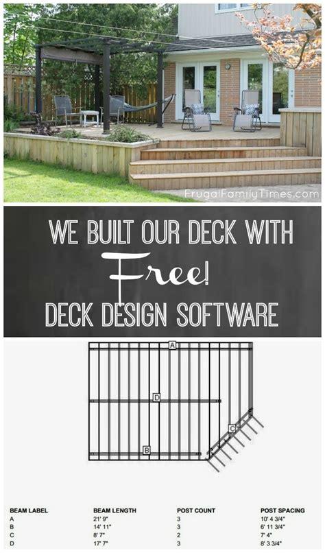 deck design software 25 best ideas about free deck design software on deck design software back deck