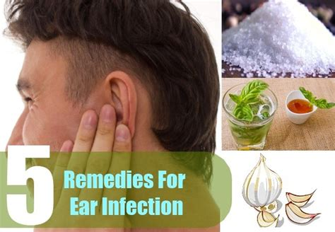 Ear Infection Home Remedy by 5 Home Remedy For Ear Infection Treatment Cure For Ear Infection Home Remedies