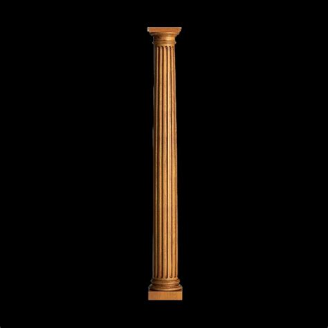 Solid Wood Columns Solid Pine Column Images Search