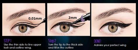 Eyeliner Maybelline Hypersharp sponsored maybelline hypersharp wing liner