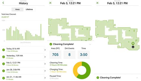 roomba room mapping irobot updates home app with roomba clean map reports promises skill in q2 2017