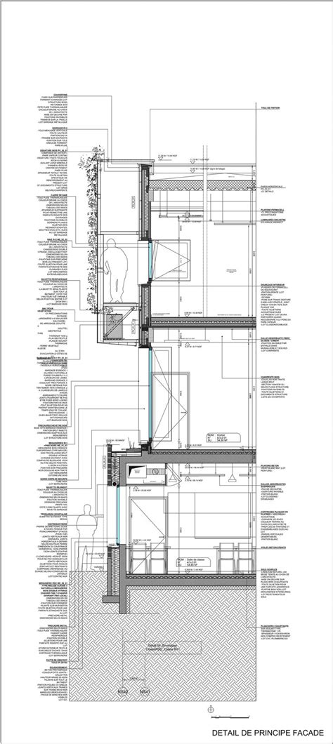 construction section drawing 84 best images about construction details and drawings on