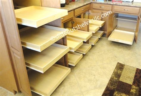 Adding Pull Out Shelves To Cabinets - adding pull out shelves to kitchen and bathroom cabinets