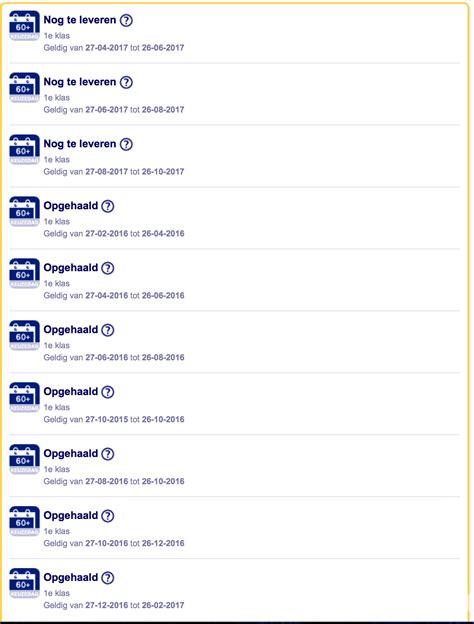 7 keuzedagen ns waar kan ik mijn keuzedagen zien ns community