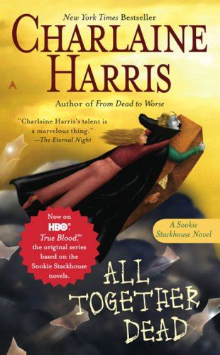 Dead Giveaway Charlaine Harris - all together dead by charlaine harris we are word nerds