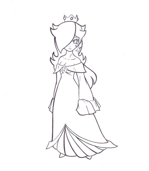 Rosalina Coloring Pages Az Coloring Pages Rosalina Coloring Pages
